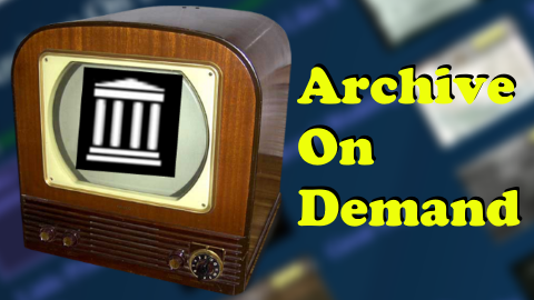 Archive On Demand